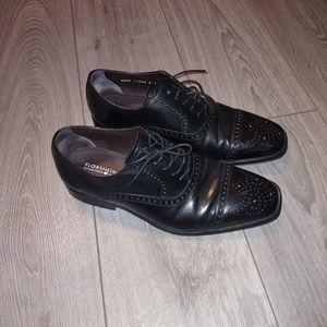 Florsheim dress shoes like new